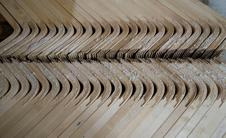 Нестандартная техника работы с древесиной - Фото 3