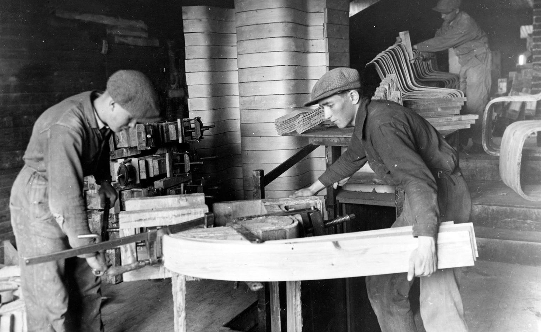 Нестандартная техника работы с древесиной - Фото 7