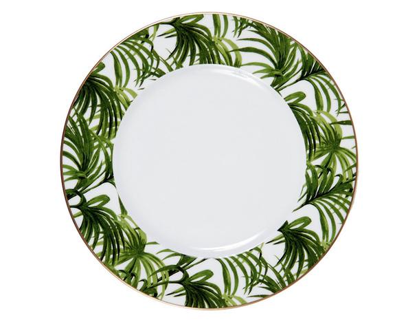 Элегантная тарелка