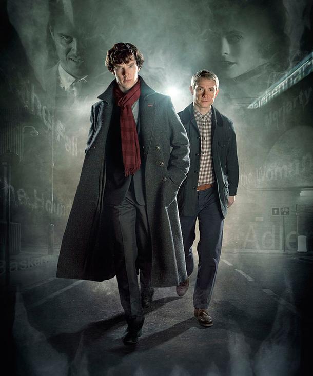 Постер к фильму «Шерлок Холмс» (2012)