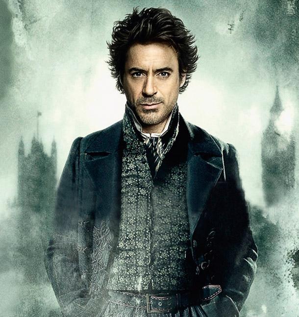 Постер к фильму «Шерлок Холмс» (2009)