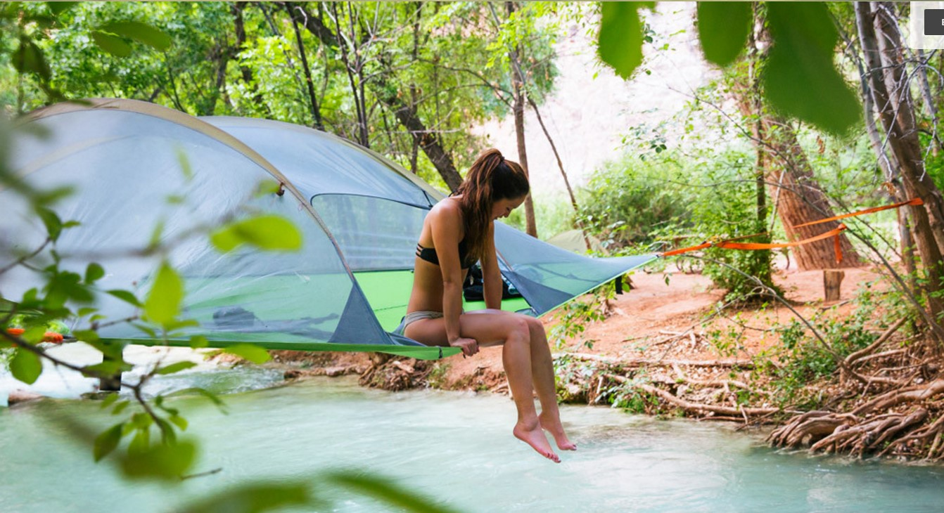 camping day experience
