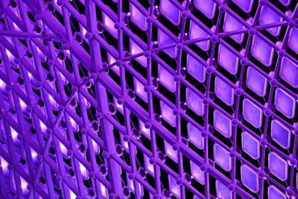 Удивительная световая инсталляция от Asymptote Architecture