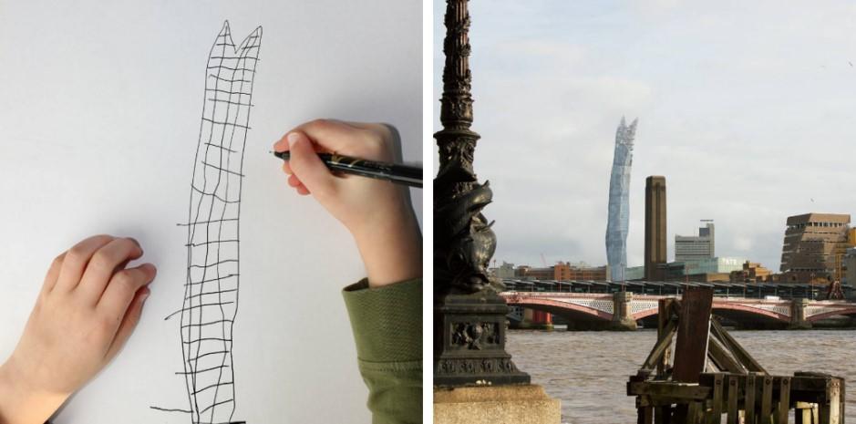 Вещи, которые я нарисовал: оригинальный арт-проект творческого дуэта папы и сына Кертисов