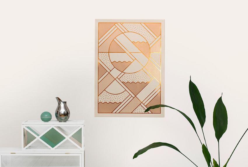 Original and impressive works of contemporary home decor.