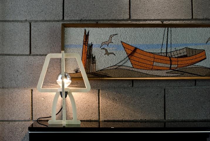 Восхитительный дизайн лампы TRACE