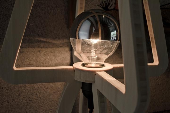Превосходный дизайн лампы TRACE