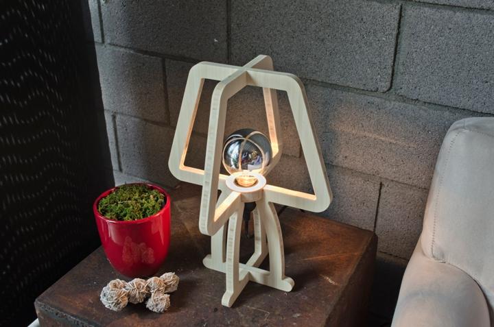 Роскошный дизайн лампы TRACE