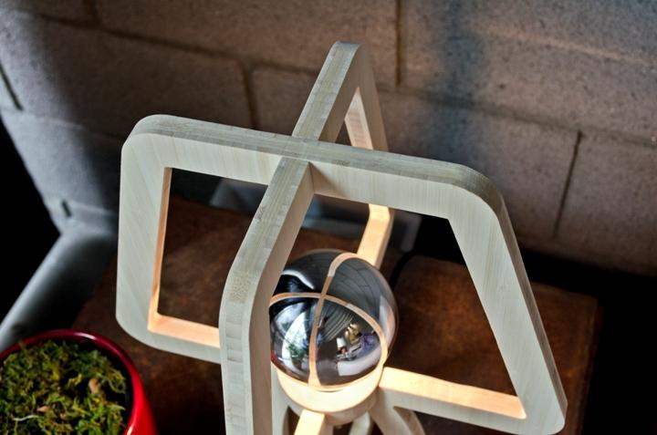 Непревзойденный дизайн лампы TRACE