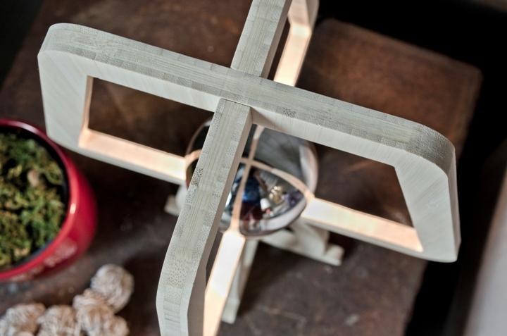 Поразительный дизайн лампы TRACE