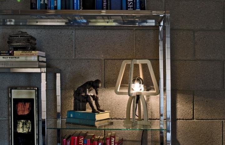Шикарный дизайн лампы TRACE