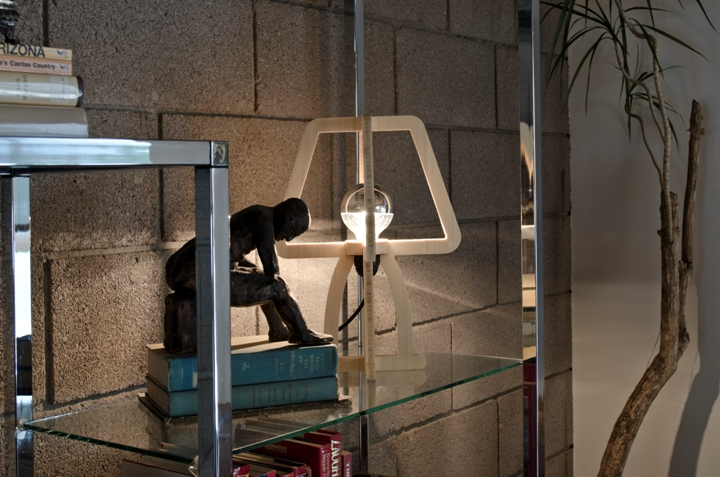 Умопомрачительный дизайн лампы TRACE