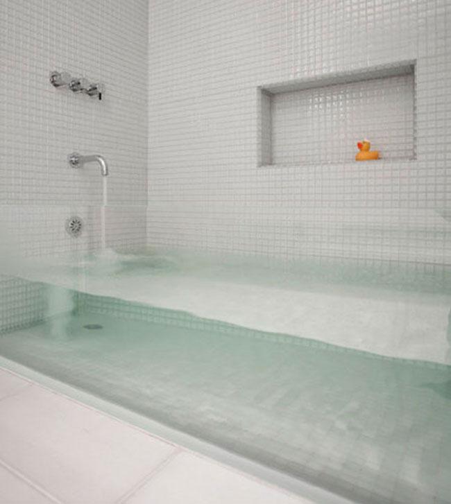 Оригинальная акриловая ванная