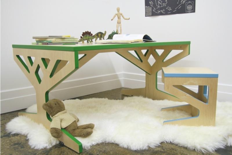 Детская мебель из натурального сырья