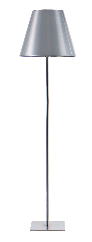 Металлическая напольная лампа Lea