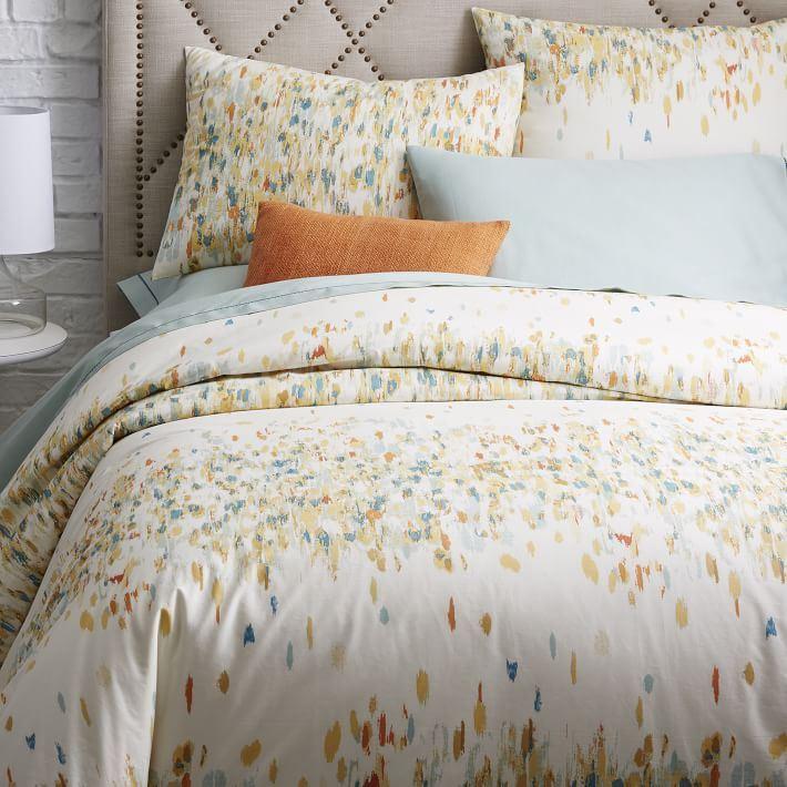 Красочная постель Flora
