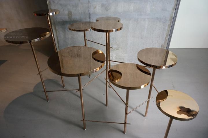 Красивые дизайнерские табуреты Trickle Trickle stool