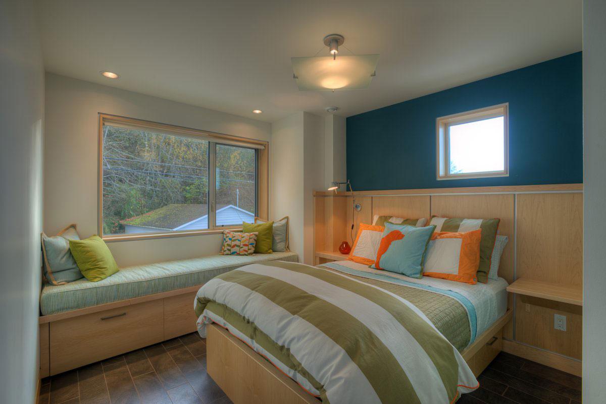 Чудесные шторы в дизайне интерьера помещения