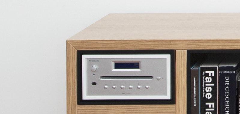 Тумба для аудиосистемы. Мелкие детали. Фото 1