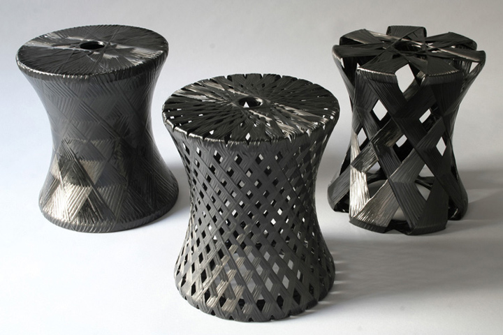 Креативные стулья от Moorhead & Moorhead