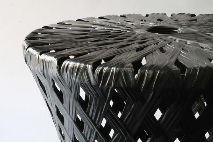 Красивый стул от Moorhead & Moorhead
