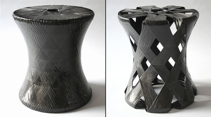 Необычные стулья от Moorhead & Moorhead