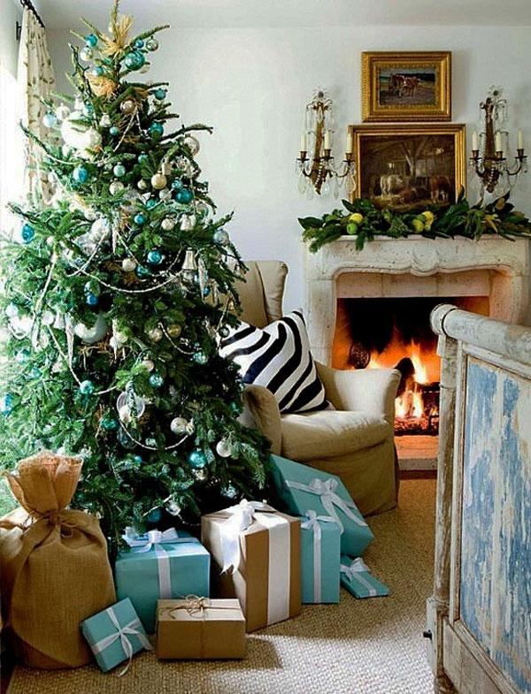 Украшение дома в Новому году - Фото 9