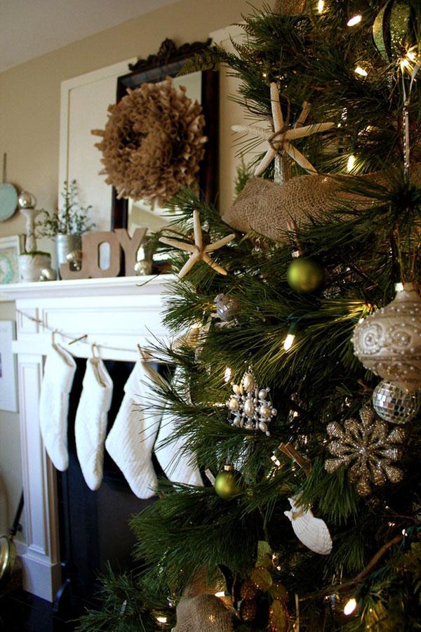 Украшение дома в Новому году - Фото 1