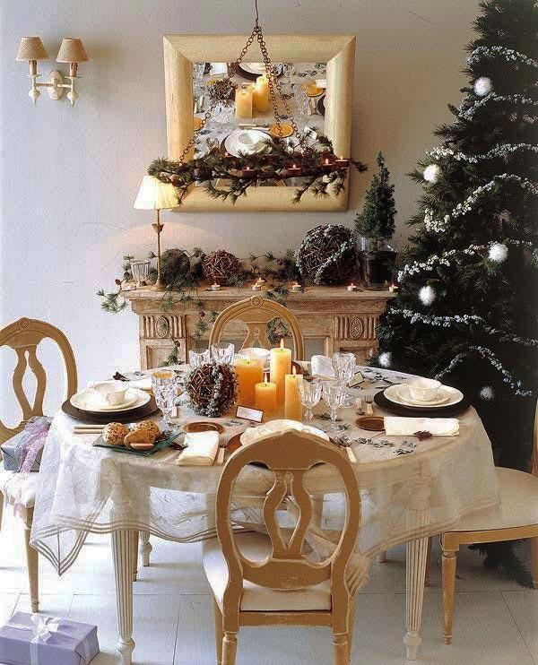 Украшение дома в Новому году - Фото 2
