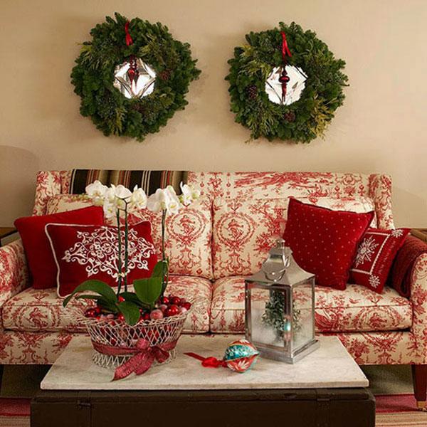 Украшение дома в Новому году - Фото 3
