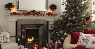 30 прекрасных рождественских идей для подготовки дома к празднику - выберите для себя подходящую