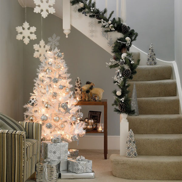 Украшение дома в Новому году - Фото 11