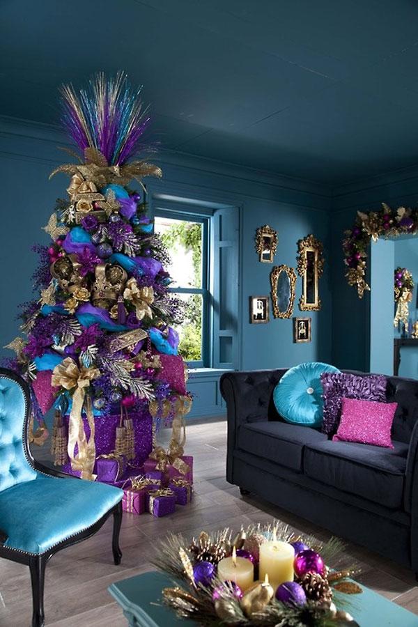 Украшение дома в Новому году - Фото 18