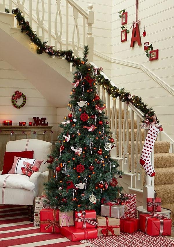 Украшение дома в Новому году - Фото 26