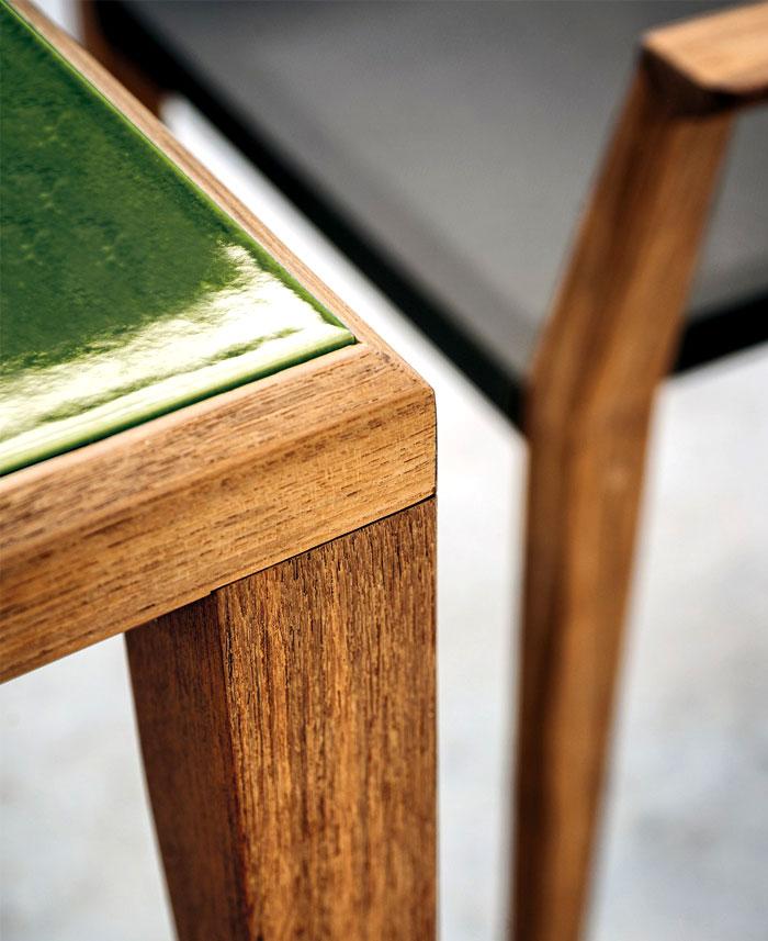 Дизайнерская деревянная уличная мебель для террас - Фото 2