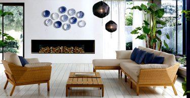Новая коллекция уличной садовой мебели от Edeestudio