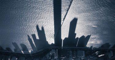 Фото от Ника Уливьери: сюрреалистическое отражение в озере Мичиган городского ландшафта Чикаго