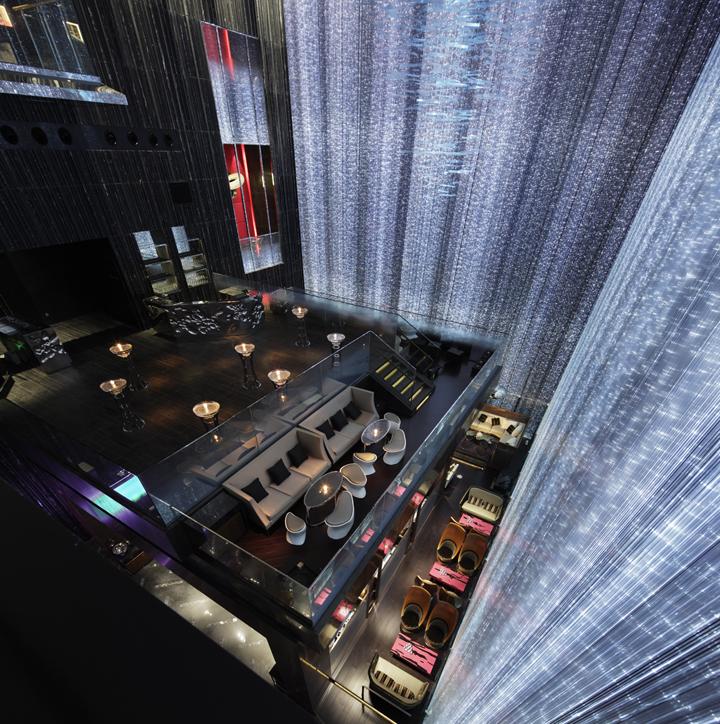 Визуальные иллюзии в оформлении здания