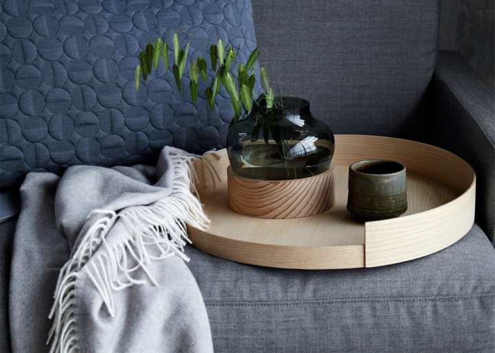 Уникальная коллекция: дутая стеклянная ваза