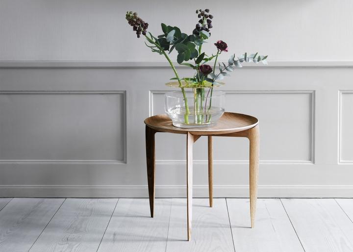 Уникальная коллекция: стеклянная ваза необычной формы