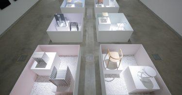 Выставка мебели уникального дизайнера Oki Sato