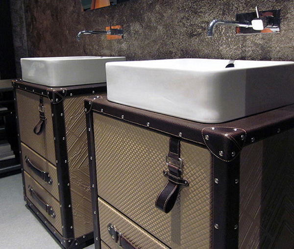 Креативная ванная от Alexandra