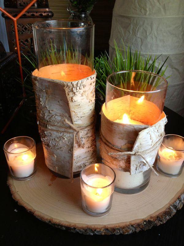 Как сделать свечи в домашних условиях 95