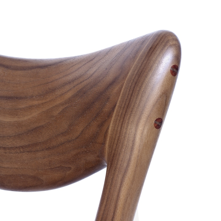 Спинка стула из коллекции мебели Organic