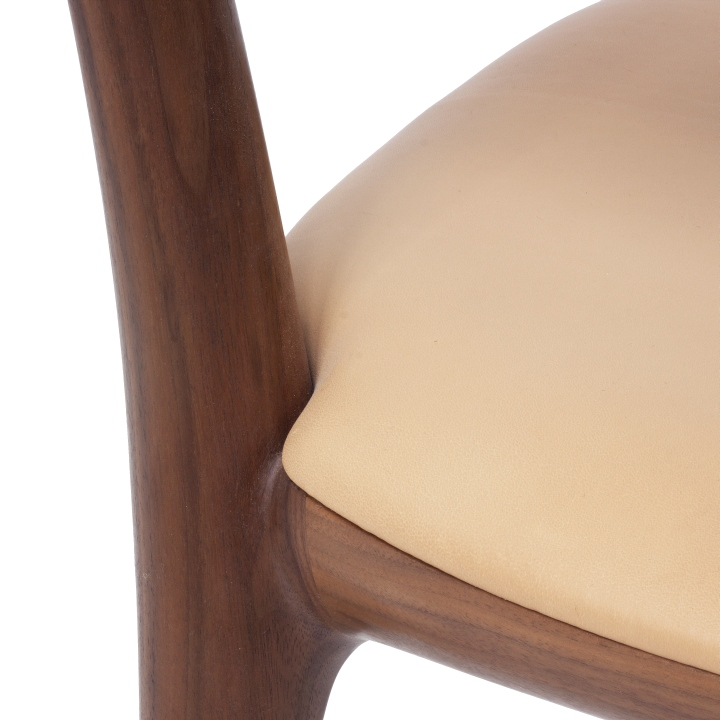 Сиденье стула из коллекции мебели Organic
