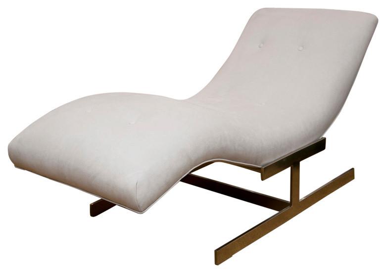 Кушетка из коллекции мебели от Milo Baughman