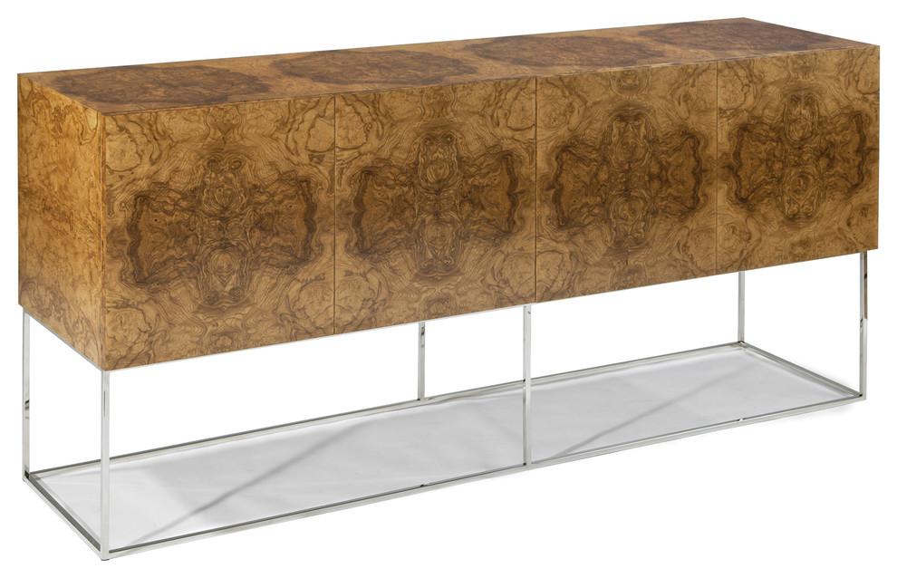 Удивительная тумбочка из коллекции мебели от Milo Baughman