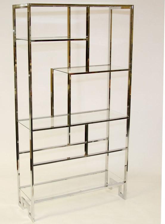 Необычный стеллаж из коллекции мебели от Milo Baughman
