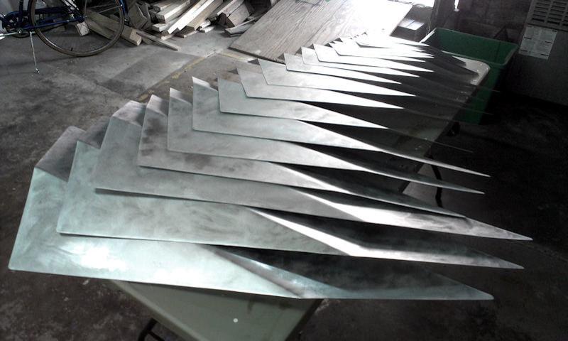 Заготовки металлических мобилей