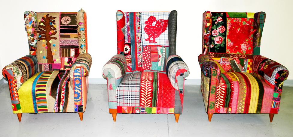 Модные предметы мебели